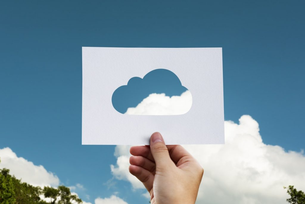 storing data in the clouds